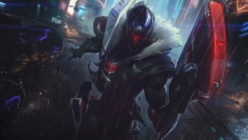 PROJECT: Jhin Wallpaper LOL