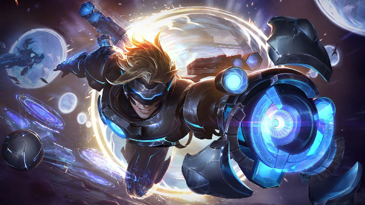 Pulsefire Ezreal Wallpaper LOL