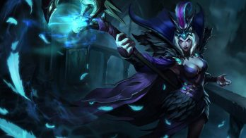 Ravenborn LeBlanc Wallpaper LOL