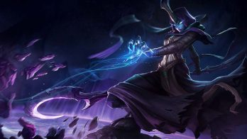 Reaper Soraka Wallpaper LOL