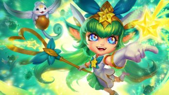 Star Guardian Lulu Wallpaper LOL