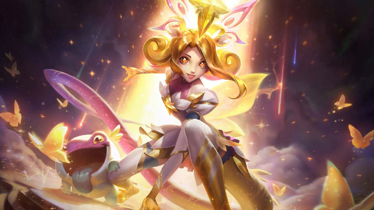 Star Guardian Neeko Prestige Wallpaper LOL