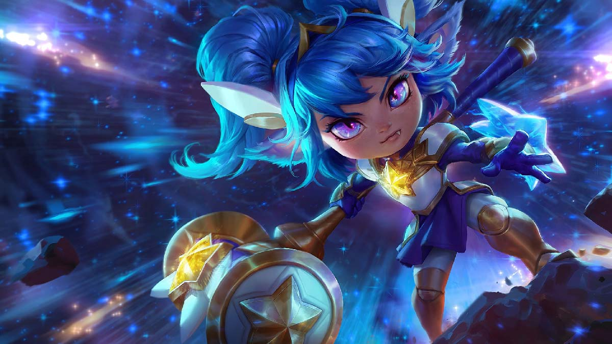 Star Guardian Poppy Wallpaper LOL