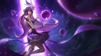 Star Guardian Syndra Wallpaper LOL