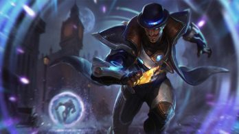Pulsefire Twisted Fate Wallpaper LOL