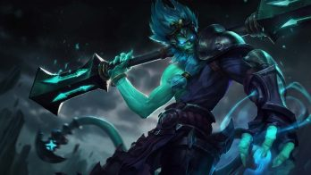 Underworld Wukong Wallpaper LOL