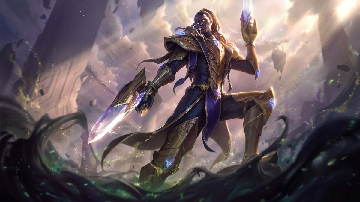 Victorious Lucian Wallpaper LOL