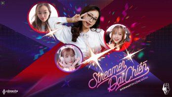 Giải đấu ShowMatch: Streamer Đại Chiến và Nữ Vương Đại Chiến