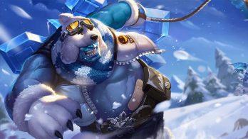 Hình nền Grakk Chàng Gấu Tuyết
