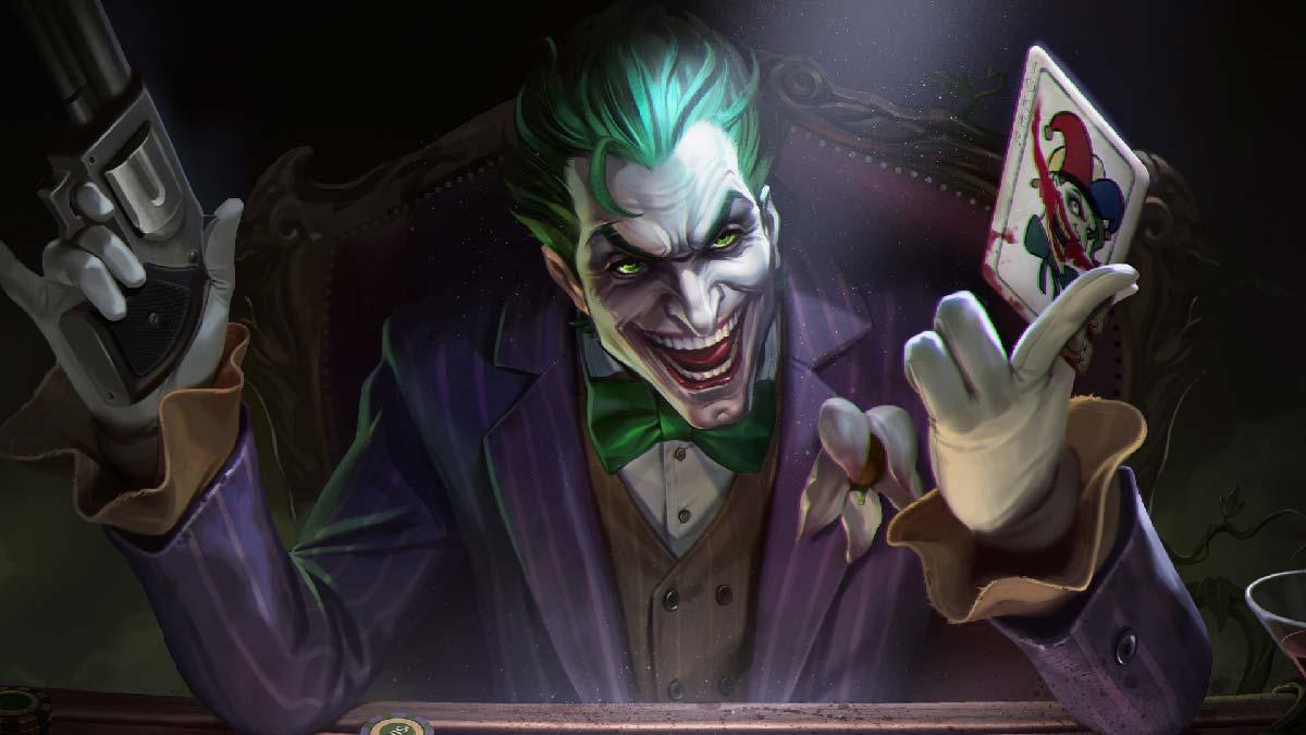 Hình nền Joker Mặc Định