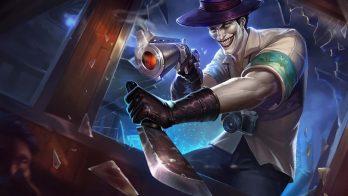 Hình nền Joker Trò Đùa Tử Vong