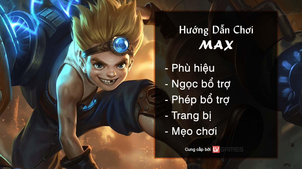 Hướng dẫn chơi Max Thần Đồng Cơ Giới