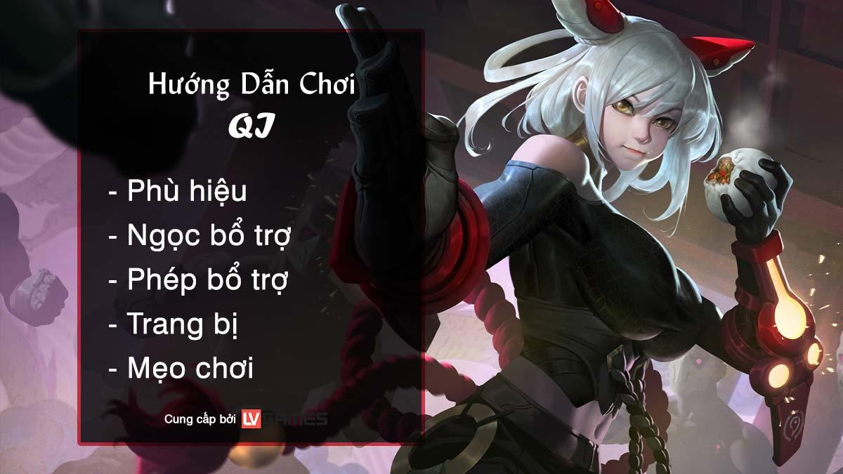 Hướng dẫn chơi Qi Võ Sư Bánh Bao