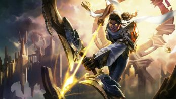 Arclight Varus Wallpaper LOL
