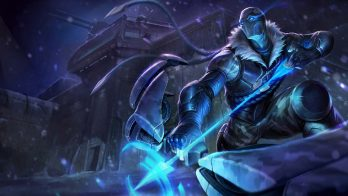 Arctic Ops Varus Wallpaper LOL