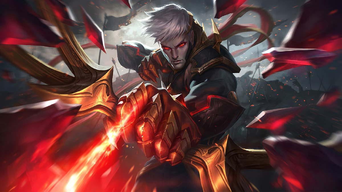 Conqueror Varus Wallpaper LOL