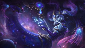 Cosmic Destiny Nami Wallpaper LOL