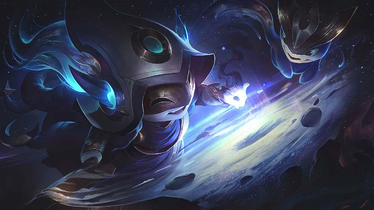 Cosmic Enchantress Lulu Wallpaper LOL