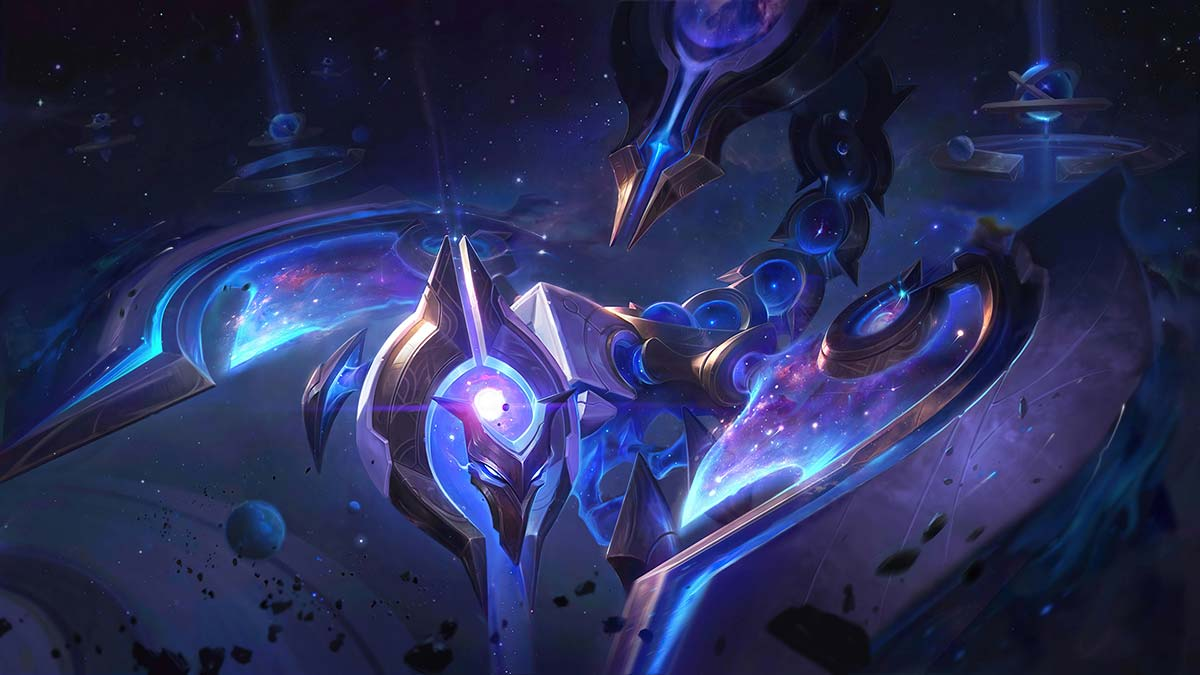 Cosmic Sting Skarner Wallpaper LOL