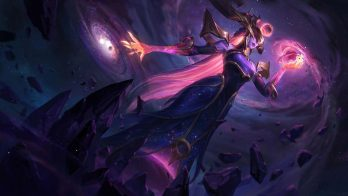 Dark Cosmic Lissandra Wallpaper LOL