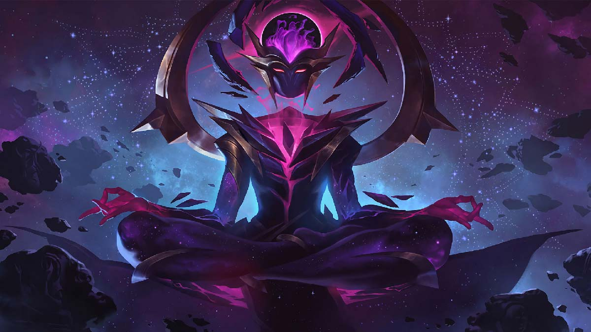 Dark Star Karma Wallpaper LOL
