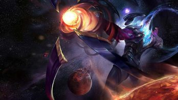 Dark Star Varus Wallpaper LOL
