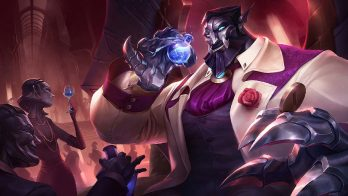 Debonair Galio Wallpaper LOL
