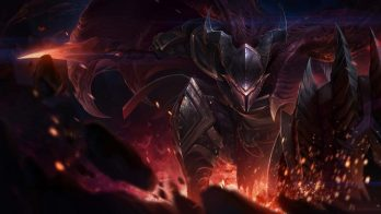 Dragonslayer Pantheon Wallpaper LOL