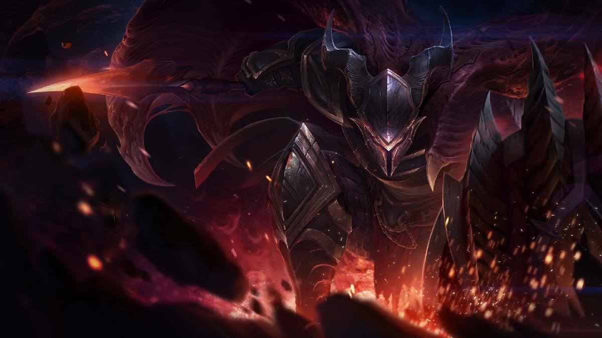 Dragonslayer Pantheon Wallpaper LOL