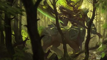 Elderwood Hecarim Wallpaper LOL