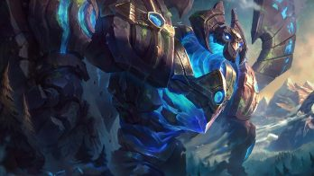 Enchanted Galio Wallpaper LOL