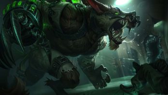 Feral Warwick Wallpaper LOL