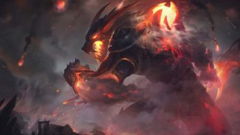 Firefang Warwick Wallpaper LOL