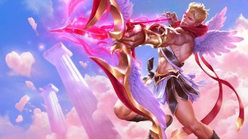Heartseeker Varus Wallpaper LOL