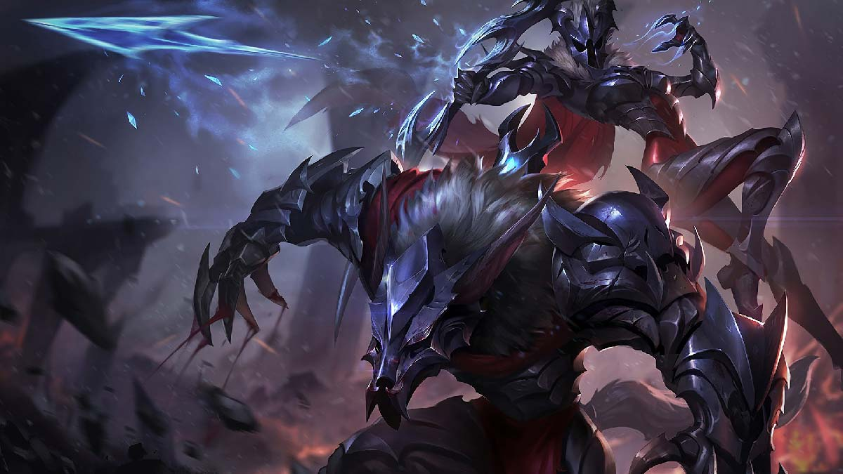 Marauder Warwick Wallpaper LOL