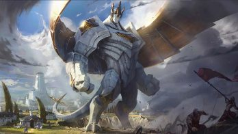 Original Galio Wallpaper LOL