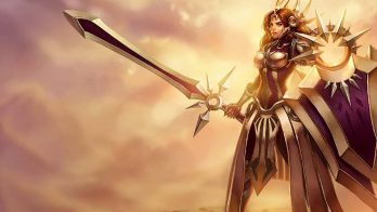 Original Leona Wallpaper LOL