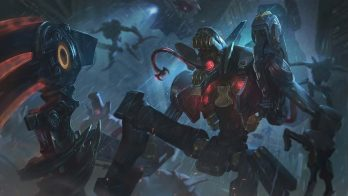 Praetorian Fiddlesticks Wallpaper LOL