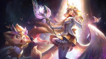 Prestige Star Guardian Soraka Wallpaper LOL