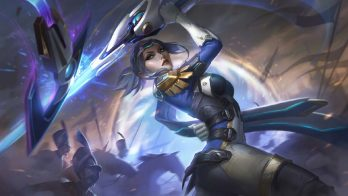 Pulsefire Fiora Wallpaper LOL