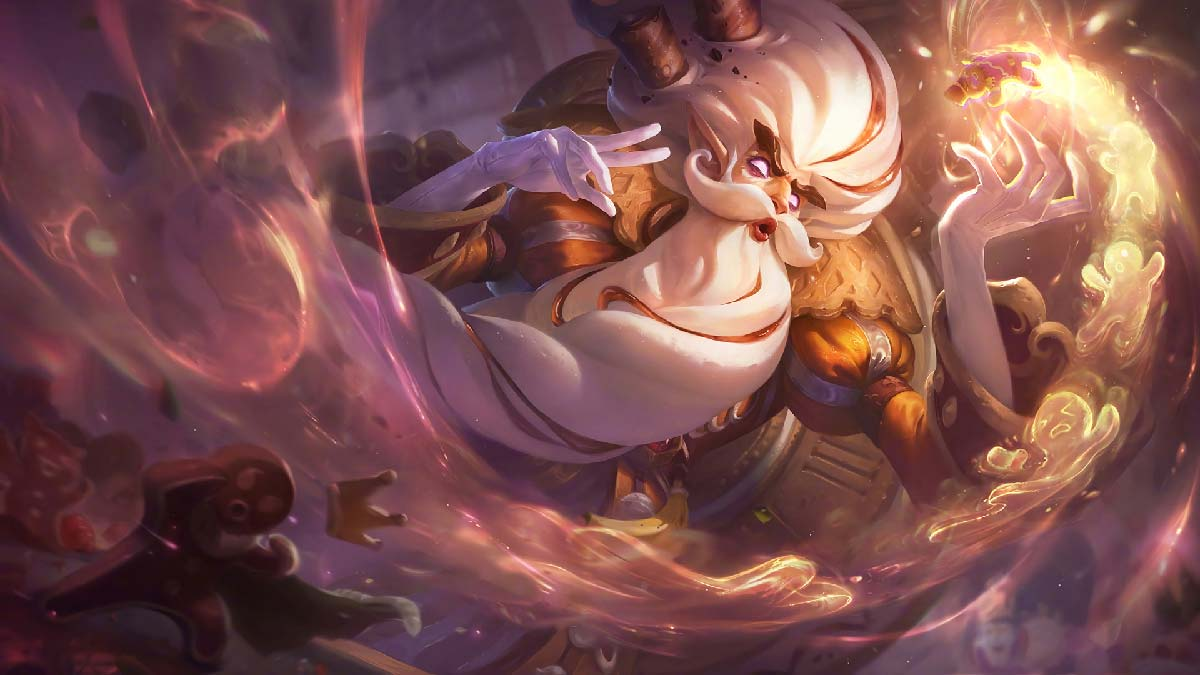 Sugar Rush Zilean Wallpaper LOL