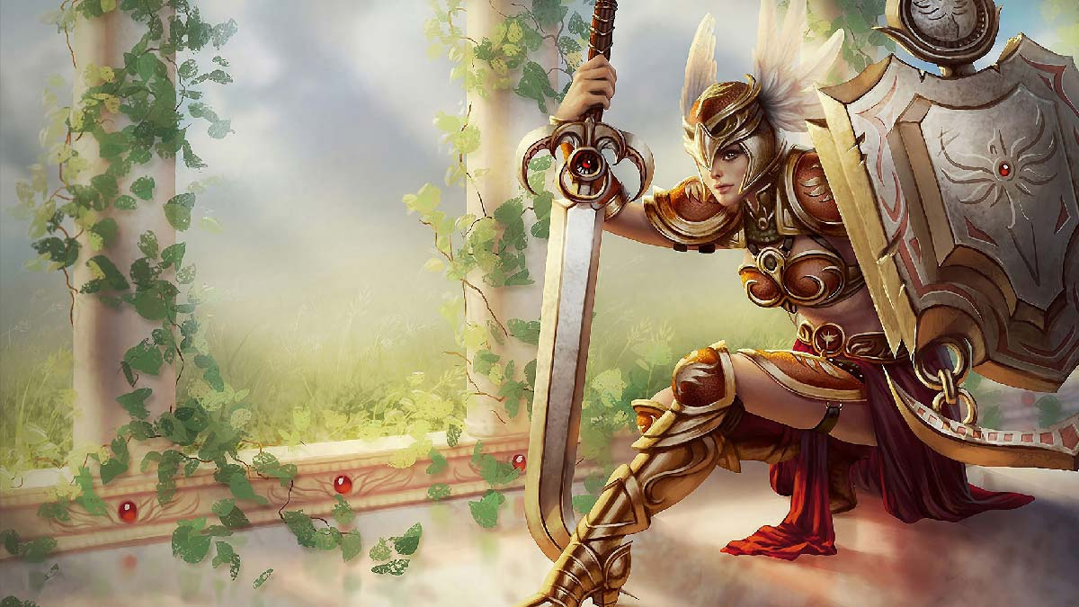 Valkyrie Leona Wallpaper LOL