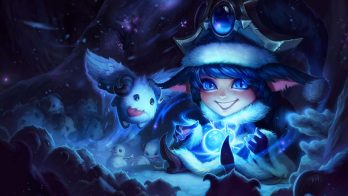Winter Wonder Lulu Wallpaper LOL