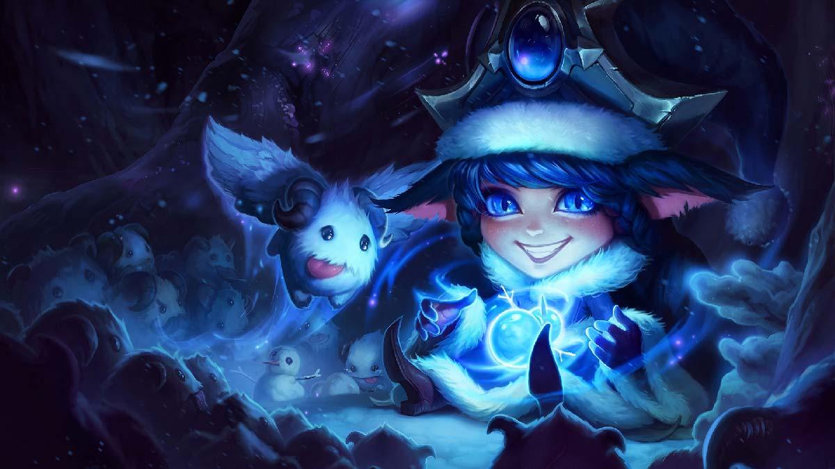 Winter Wonder Lulu Wallpaper LOL