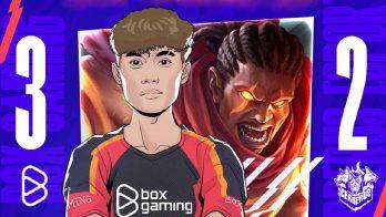 Bảng Xếp Hạng Vòng 1 Đấu Trường Danh Vọng Mùa Đông 2021, Box Gaming thắng nghẹt thở
